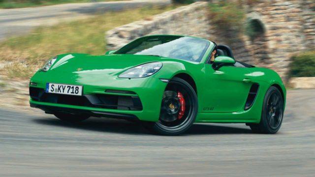 718 Boxster, Cayman GTS 4.0 Debut As Best New Porsche Money Can Buy