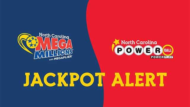 NC Education Lottery drawings offer $103 million and $321 million jackpots -Salem