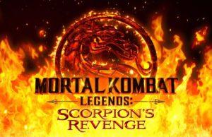 Animated Mortal Kombat movie 'Scorpion's Revenge' launching by June