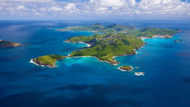 Man struck by fishing boat while vacationing in St. Barth's saved by deckhand who jumped into action to save him