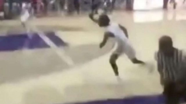 Teen facing murder charge after victim shot at Dallas high school basketball game dies