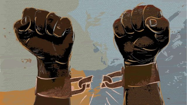 Controversial group ADOS divides black Americans in fight for economic equality