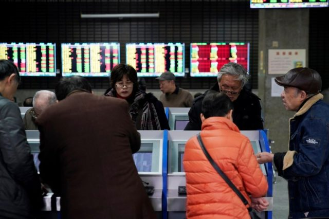 Asia shares lurch lower, China flu risks mount