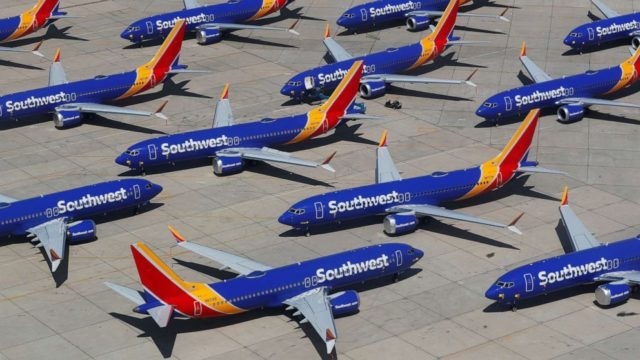 Boeing says it doesn't expect to get approval from regulators for 737 Max until 'mid-2020'