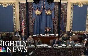 NBC Nightly News Broadcast (Full)
