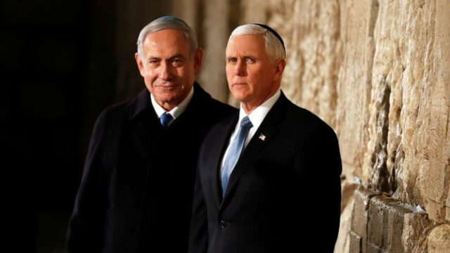 Trump to host Netanyahu, political rival at White House to discuss peace amid impeachment trial