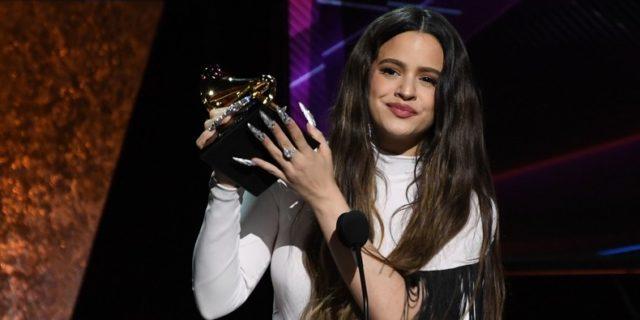 Grammys 2020: Rosalía Wins Best Latin Rock, Urban, or Alternative Album