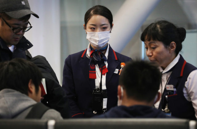 Flight With U.S. Citizens Arriving From Wuhan, China Headed For Ontario Airport
