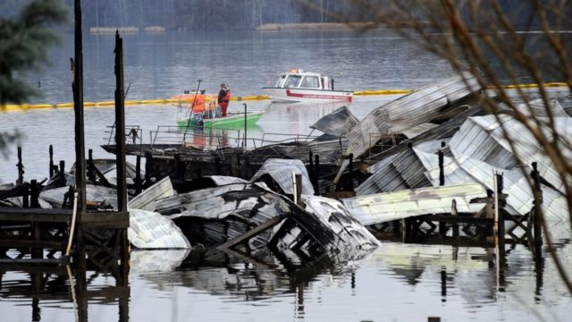 4 children among those killed in massive fire that destroyed 35 boats at Alabama dock