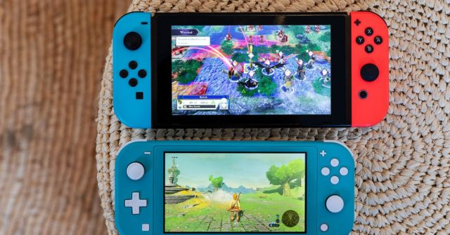Nintendo Switch overtakes SNES with more than 52 million sold