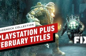 Bioshock Collection Leads Playstation Plus Titles for February