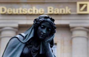 Deutsche Bank posts net loss of 5.3 billion euros for 2019 amid major restructuring