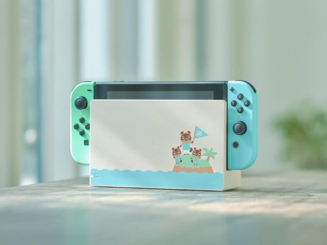 Nintendo's new Animal Crossing Switch is super chill