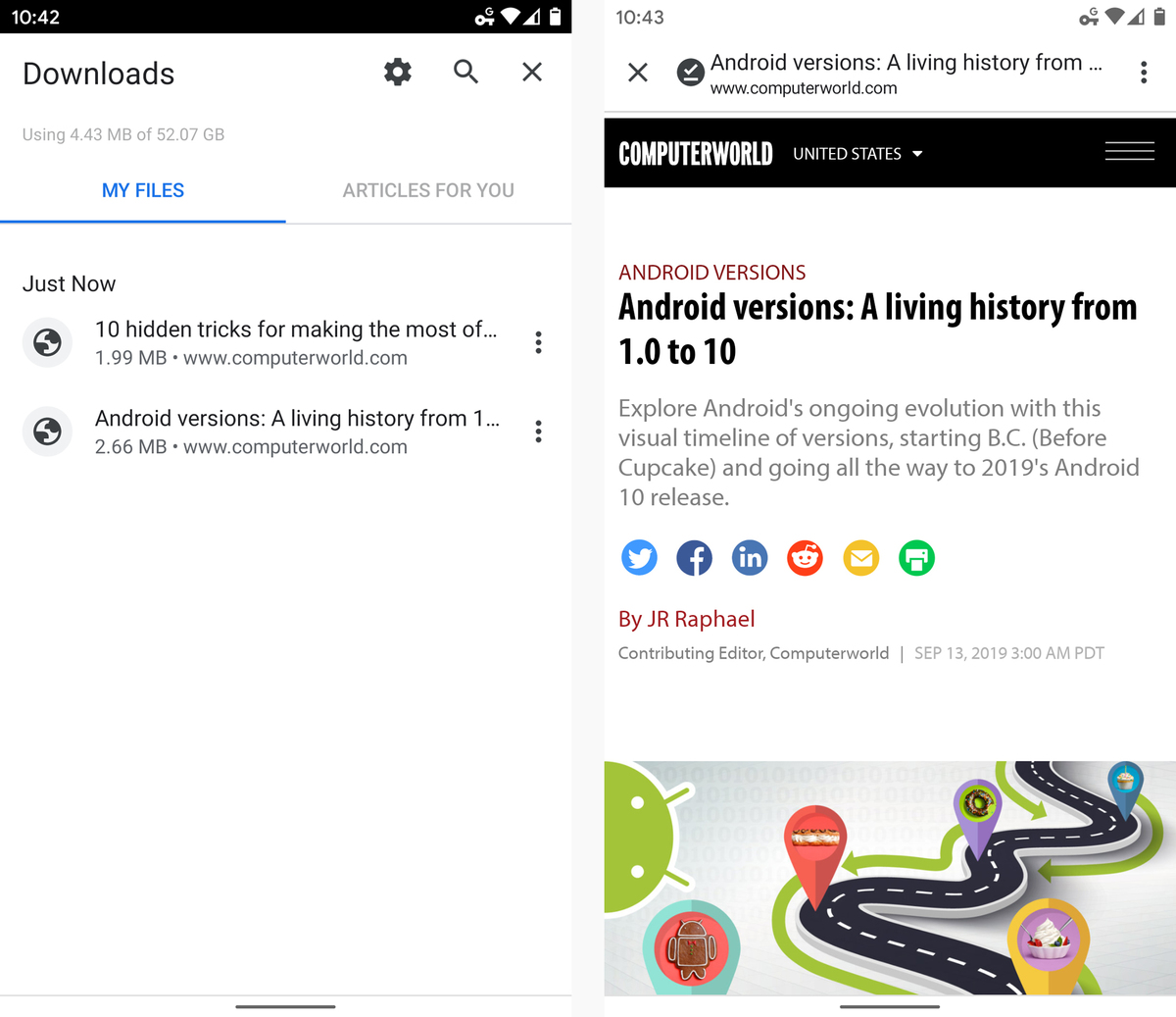 05 chrome android tips offline reading