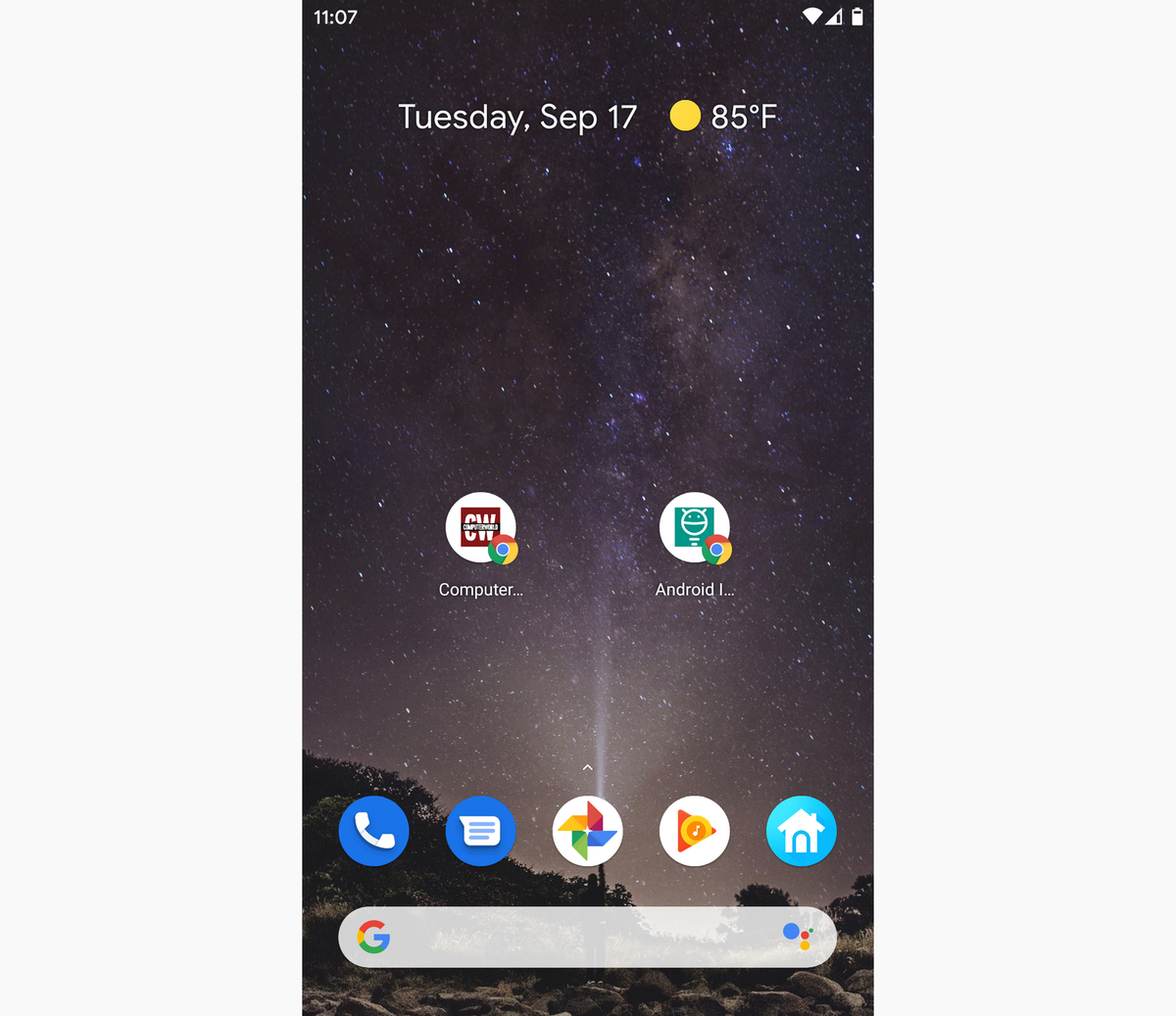 19 chrome android tips home screen shortcuts