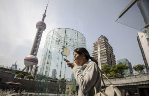 Apple temporarily shuts all stores and offices in mainland China