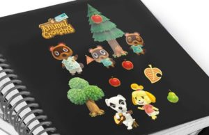 Dress Up Your Switch With These Premium Animal Crossing: New Horizons Decals
