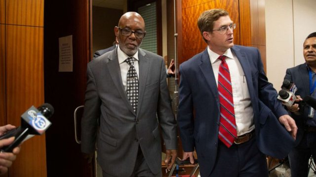 Judge recommends man arrested by disgraced ex-Houston officer be declared innocent