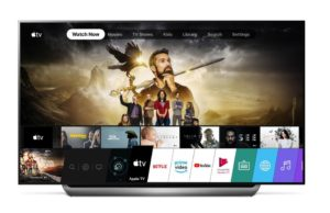 The Apple TV app is now available on LG's 2019 TVs