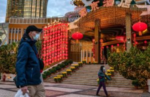 Macao will close its casinos for two weeks over the coronavirus outbreak