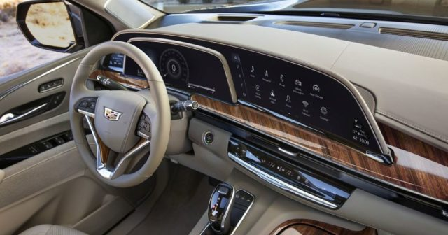 The Morning After: Meet Cadillac's tech-heavy new Escalade