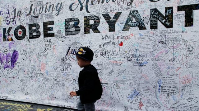 Kobe Bryant's books surging in popularity
