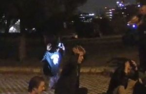 Activists fight to ensure cops who used stun gun on man with his hands up remain off the police force