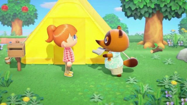 """Hold Up, Nintendo Is Now """"Considering"""" Animal Crossing: New Horizons Cloud Save Support"""