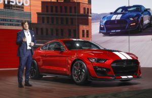 Ford names Jim Farley chief operating officer in leadership shakeup