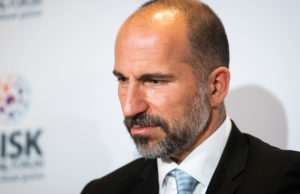 Uber CEO looks to put 50 cents of every dollar of revenue growth into achieving profitability