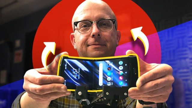 See what went wrong in our Moto Razr fold test