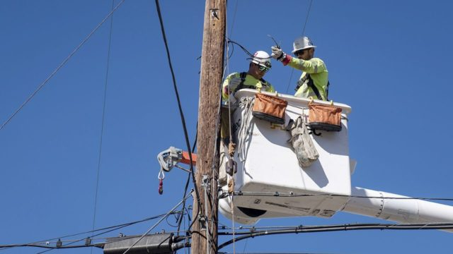 California utility wildfire prevention plans call for more blackouts