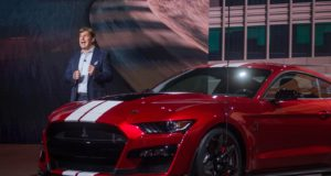 At Ford, COO Jim Farley looks to speed as he plans to move company into the future