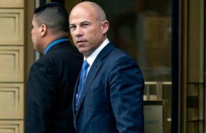 Avenatti seeks to limit questioning in Nike extortion trial