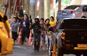 Suspected Thai soldier kills 20, injures 31, remains at-large