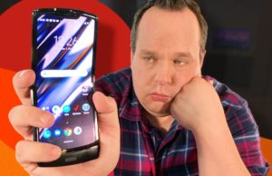 Motorola Razr review: The flip phone is back, but we have concerns