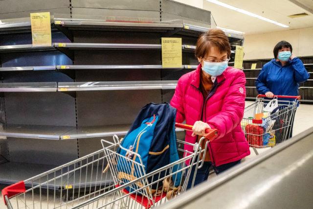 Inflation in China is running rampant because of the coronavirus