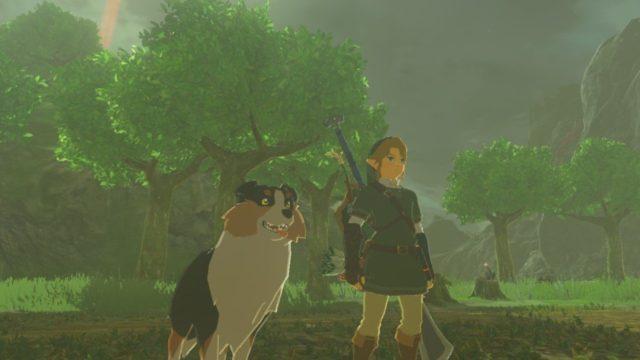 Random: Dog Feeding Is The Latest Speedrun Craze In The Legend Of Zelda: Breath Of The Wild