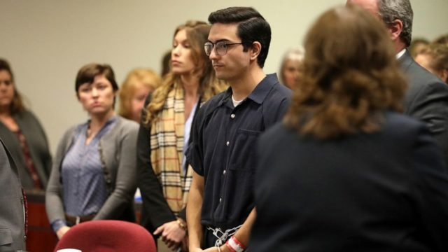 Sentencing in fatal campus shooting little relief to victims
