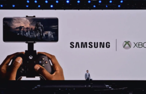 Microsoft and Samsung partner on Xbox cloud-based game streaming