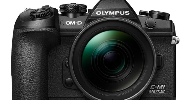 Olympus's OM-D E-M1 Mark III can focus on the stars, has USB-C PD charging, and more