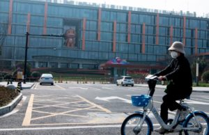 Alibaba's earnings soar but CEO warns that coronavirus could be 'black swan'