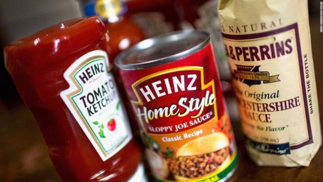 Kraft Heinz shares slide 8% as shoppers skip processed food