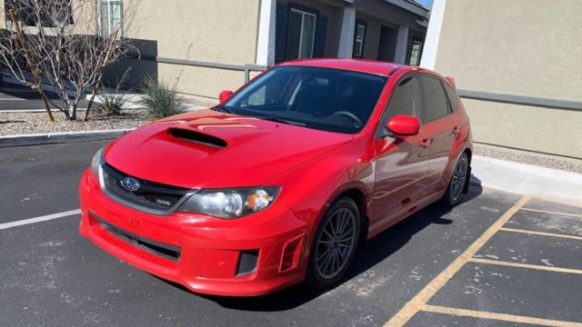 At $15,500, Does This 2011 Subaru Impreza WRX Work For You At All?