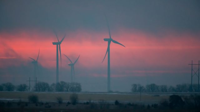 Like a 'second wife': Wind energy gives American farmers a new crop to sell in tough times