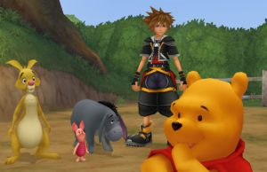 Kingdom Hearts HD 1.5 + 2.5 Remix and 2.8 come to Xbox One