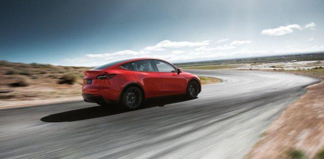 Tesla Model Y returns a stellar range rating