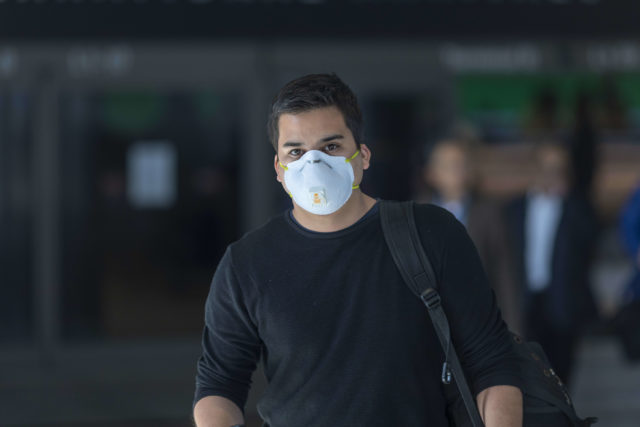 FBI has ordered $40,000 in hand sanitizer and face masks 'in case the coronavirus becomes a pandemic in the United States'
