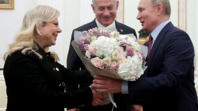 Ex-housekeeper sues Israeli PM's wife over abusive behavior