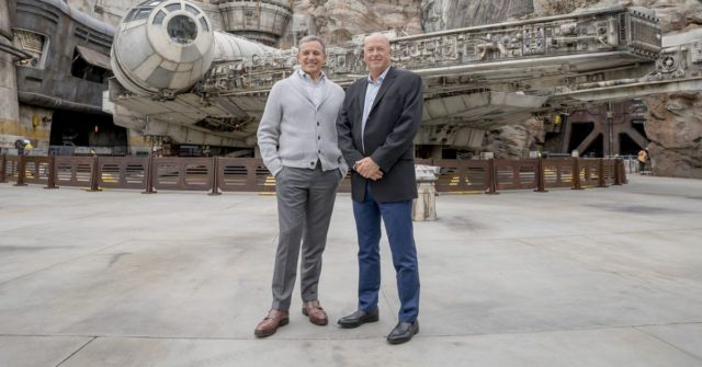 Your complete guide to Bob Chapek, Bob Iger, and Disney CEO changes